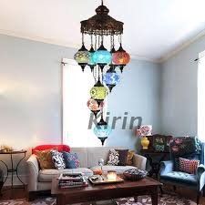 turkish style lighting. Turkish Style Master Bedroom Living Room Lamps Study Atmospheric Lobby Wrought Iron Chandelier Lighting Mediterranean Process I