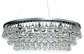 round glass ball chandelier new post modern silver metal round glass ball chandeliers lighting for colored