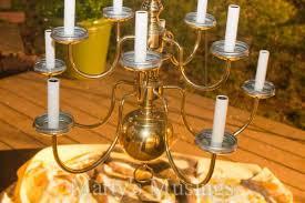 mason jar chandelier by marty s musings 7