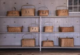 the shakers furniture. Laundry Baskets At Canterbury Shaker Village, Photo By Erin Little The Shakers Furniture