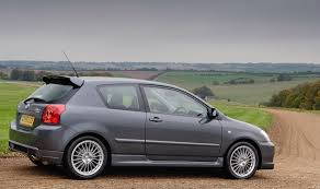 Toyota Corolla Hatchback (2002 - 2006) Photos   Parkers