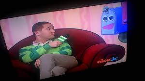 blues clues thinking chair for sale. Blues Clues Thinking Chair For Sale