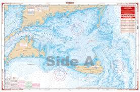 Vineyard Lake Depth Chart Block_island_to_chatham_navigation_chart_50_side_a