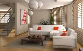 Japanese Living Room Orange Paint Wall Japanese Living Rooms Bright Lighting Above