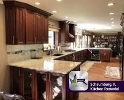 Kitchen Remodeling Schaumburg Il Exterior Remodelling Interesting Inspiration