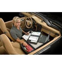 Auto Mobile Office Shelby Charter Township In 2019 Mobile Desk Car Office