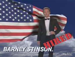 Stunning Barney Stinson Resume Video Photos - Simple resume Office .