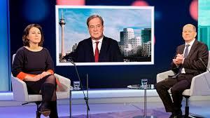 Jun 24, 2021 · zu merkels abschied schaulauf der kanzlerkandidaten im parlament. Sticheln Und Rangeln Analyse Zum Ersten Tv Triell Von Scholz Baerbock Laschet Nachrichten Wdr
