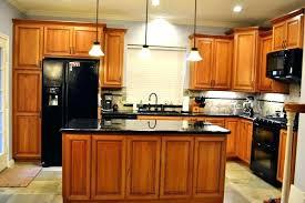 white quartz modern kitchen with super cherry cabinets countertops