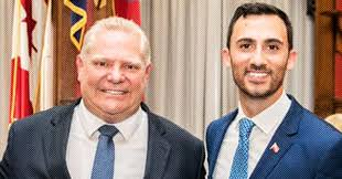 Born november 26, 1986) is a canadian politician. Doug Ford S Education Minister Can T Explain How His Own Education Reforms Benefit Kids During Trainwreck Interview