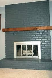 grey brick fireplace dark gray painted brick house painted gray fireplace grey brick fireplace dark gray grey brick fireplace