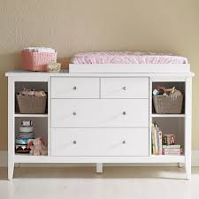 dresser with changing table combination dresser and changing