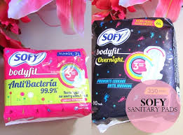 Sofy Bodyfit Sanitary Pads Review Anti Bacteria And Overnight