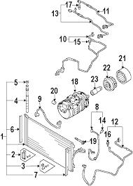 parts com® volkswagen touareg evaporator heater components oem diagrams 2004 volkswagen touareg tdi v10 4 9 liter diesel evaporator heater components