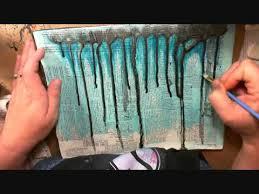 art journaling textured backgrounds