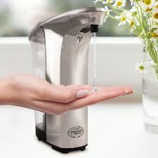kitchen soap dispenser important device best automatic soap dispensers lathered elegance touchless soap dispen