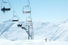 ski lift chairs stock photo image of cable alpine mountains 11722766