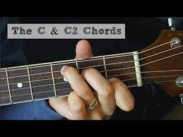 The C C2 Chord S Guitar Tutorial