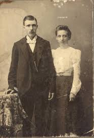 FRED C. LARCOM & NELLIE SMITH | Fred C. Larcom, son of James… | Flickr
