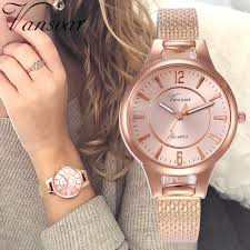 Designer Watches For Women Us 2 33 35 Off Vansvar Ladies Designer Watches Luxury Watch Women 2019 Fashion Temperament Women Silicone Strap Colorful Dial Quartz Watch In