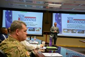 an institution of excellence the u s army sergeants major academy recently began conducting 2 day training sessions on the
