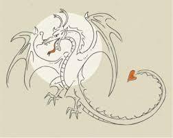тату созвездие дракона созвездие дракона тату эскиз татуировки