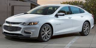 Chevy Malibu Hybrid Production Starts | Fleets and Fuels.com
