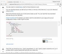 Shortcut or button for copying posted code from Stack Overflow ...
