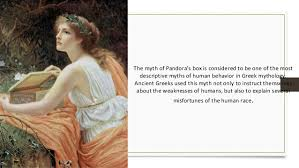 the myth of pandoras box the myth of pandora s box 2