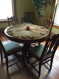 very attractive antique round table antique oak dining set round glass dining table with 6 chairs