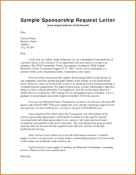 Letter Of Sponsorship For Event sample sponsorship letter notary letter 1