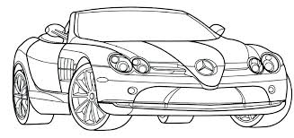 Coloring Pages For Kids Cars Printable Pictures Police Coloring