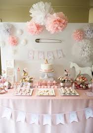 Best 25 Baby Shower Table Decorations Ideas On Pinterest  Baby Baby Shower Party Table Decorations