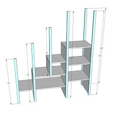 bunk bed with stairs plans. Wonderful With With Bunk Bed Stairs Plans P
