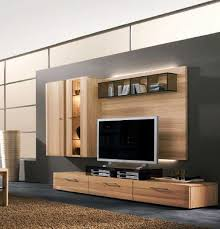 stylish modern wall units for effective