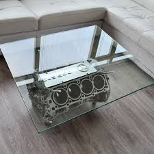 Coffee Table Modern V8 Mercedes Cls 500 Coffee Table Rl Craft Touch Of Modern