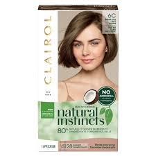 Clairol Natural Instincts Non Permanent Hair Color Brass