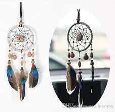 What Stores Sell Dream Catchers Hot Sale Feather Dreamcatcher Handmade Indian Dream Catcher Net 88