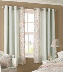 Short Bedroom Curtains Curtain Ideas Short Windows Unique Bedroom Curtains For Small