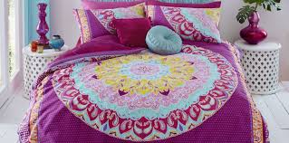 pieridae paisley mandala pink bedding set from 12 99 on