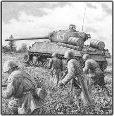 Image result for WWII soviet troops in action