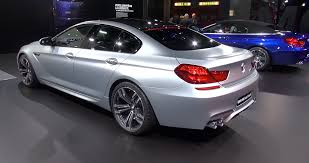 Bmw M6 4 Door - reviews, prices, ratings with various photos