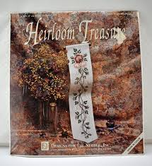Designs For The Needle Inc Rose Bell Pull 6226 Heirloom Counted Cross And 50 Similar Items