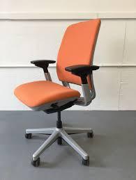 steelcase amia chair. Steelcase Amia Task Chair - Orange