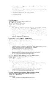Modern Way To Present A Hardcopy Resume Modern Gis Resume Barca Fontanacountryinn Com