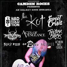 Scuzz Rock Chart Bandsintown Camden Rocks Presents Tickets The Monarch