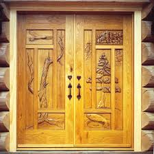 Delightful Design Custom Front Doors Clever CUSTOM SOLID WOOD - Custom wood exterior doors