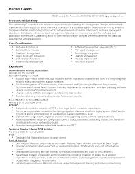 Solutions Architect Resume Solution Architect Resume Ajrhinestonejewelry 19