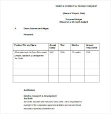 software development project budget template 9 it budget template free sample example format download