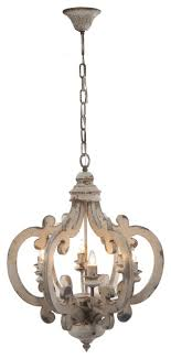 205x18x24 chandelier farmhouse chandeliers ab home intended for stylish property white wooden chandelier prepare